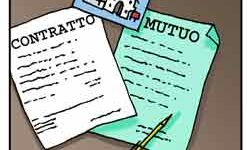 Mutui verso la stabilità: -3,8% l'importo medio erogato